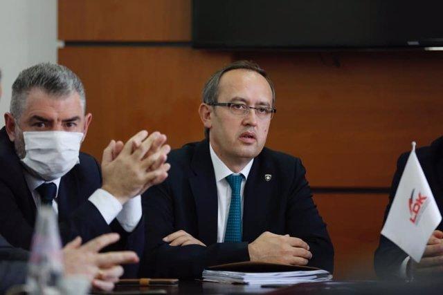 Balcanes.- El primer ministro de Kosovo se reúne mañana con Von der Leyen, a dos