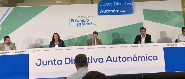 Junta directiva autonómica del PP-A