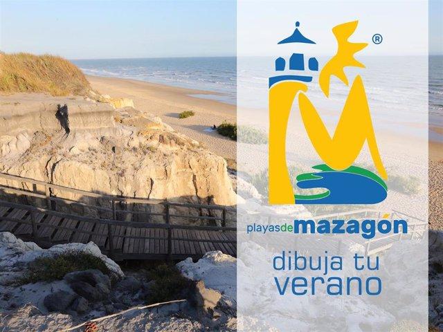 Presentan la nueva imagen de las playas  de Mazagón.