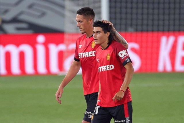 Fútbol.- Luka Romero hace historia en la Liga con 15 años