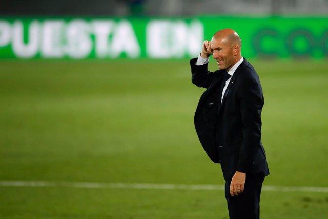 """Fútbol.- Zidane: """"Lo podemos hacer mejor, pero no es fácil cuatro victorias segu"""