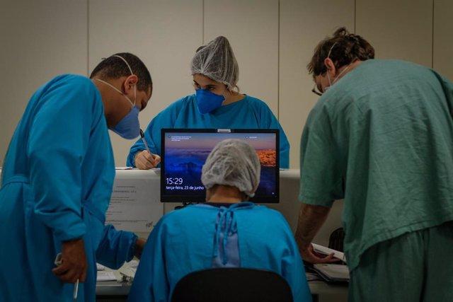 """Coronavirus.- El Tribunal de Cuentas de Brasil señala falta de """"directrices"""" del"""