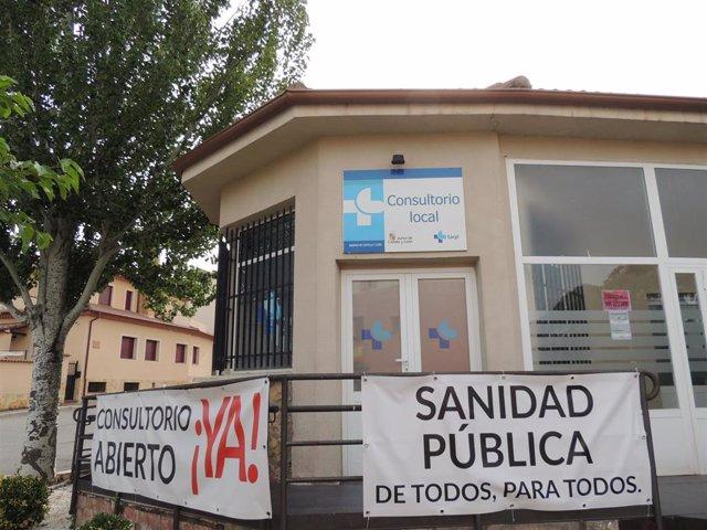 Consultorio médico de Torrecaballero.