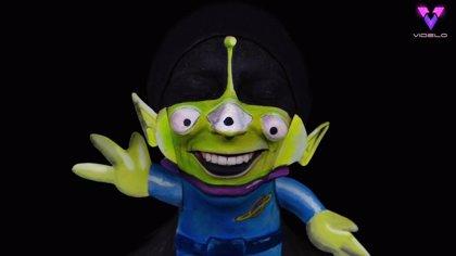 Esta talentosa artista transforma su cara en icónicos personajes de Disney Pixar