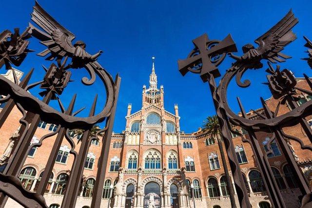 El Reciente Modernista de Sant Pau en Barcelona reabrirá el próximo viernes 26 de junio con la mirada puesta en el público local y rindiendo homenaje al personal sanitario
