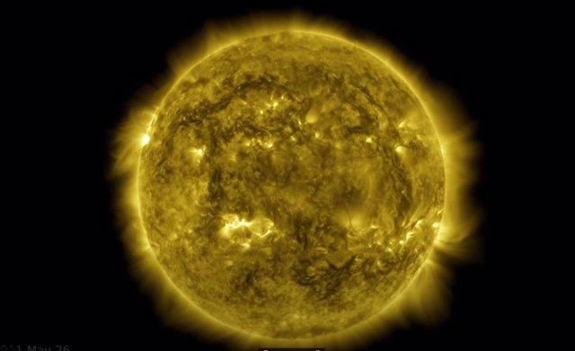 El Sol observado por la misión SDO de la NASA