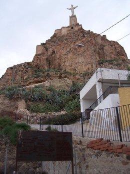El Cristo De Monteagudo