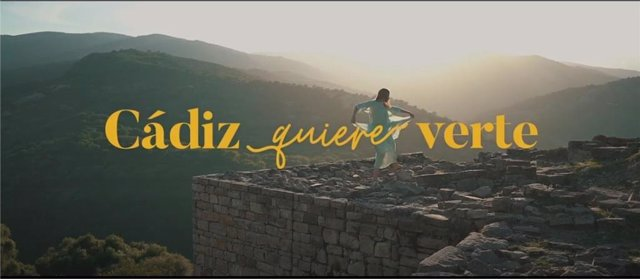 Imagen de la campaña 'Cádiz quiere verte'
