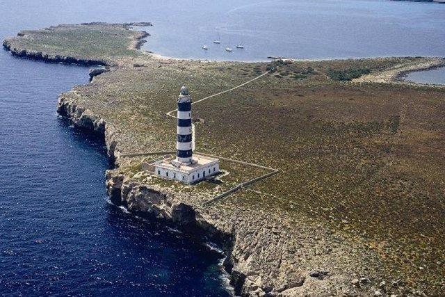 Illa de l'Aire (Baleares)