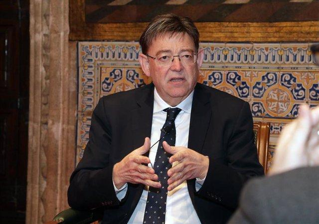 El President de la Generalitat, Ximo Puig. (Imagen de archivo)