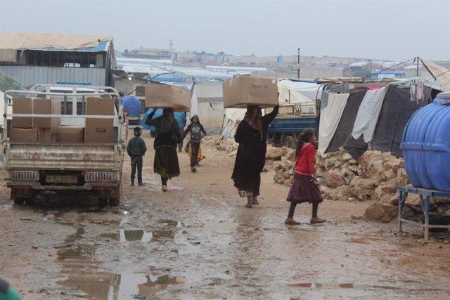 Siria.- El conflicto agudiza el matrimonio infantil en el noroeste de Siria, seg