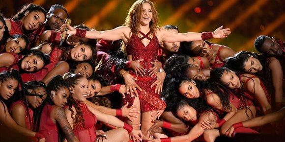 9. J Balvin la lía al burlarse de Shakira