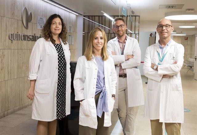Unidad_Cáncer_Tiroides Hospital Ruber Juan Bravo