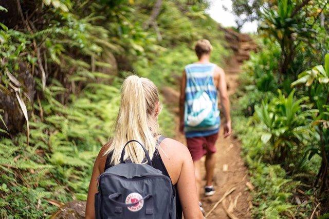 Turismo activo en Canarias