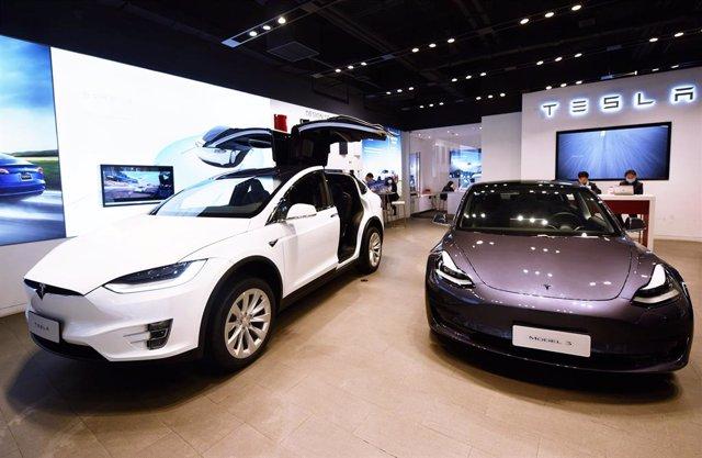 Economía/Motor.- Tesla creará 5.000 empleos en su nueva planta de Texas (EE.UU.)