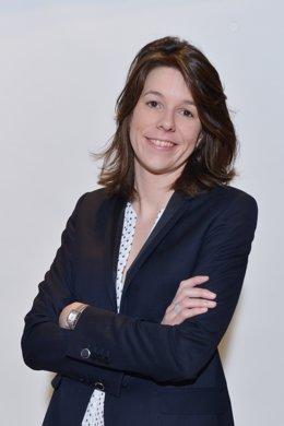 Julie Avenel  vicepresidenta de la división de consultoría American Express Global Business Travel