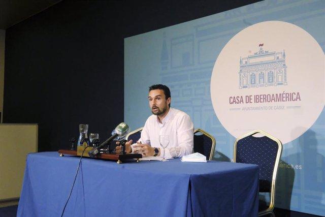 El concejal de movilidad y urbanismo, Martín Vila