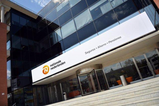 Oficina de Nationale-Nederlanden. Grupo NN