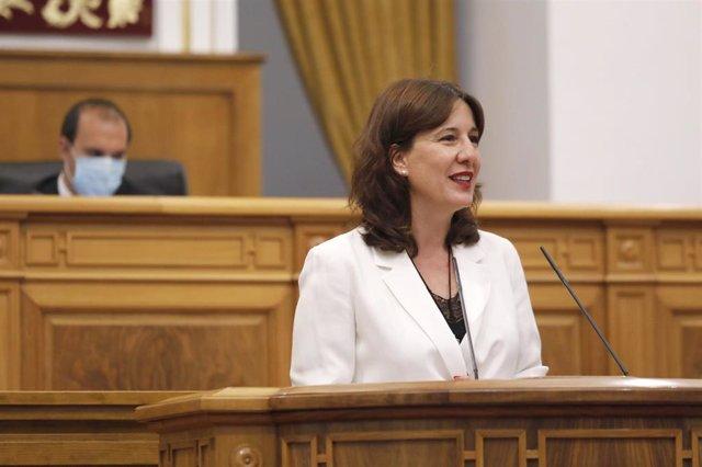 La consejera de Igualdad y portavoz del Gobierno de Castilla-La Mancha, Blanca Fernández