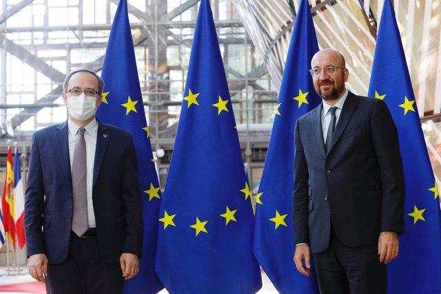 Kosovo.- La UE respalda al Tribunal Especial para Kosovo tras la acusación de cr