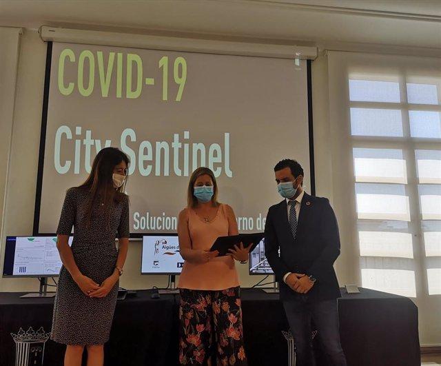 Presentación del proyecto City Sentinel Aigües de Paterna