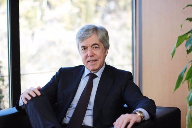 Juan Carlos Ureta, presidente de Renta 4 Banco