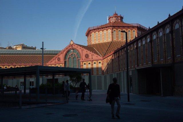 El nuevo mercado de Sant Antoni de Barcelona