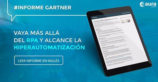 COMUNICADO: AuraPortal recomienda ir más allá del RPA para ofrecer hiperautomati