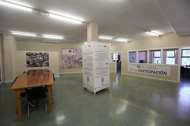 Imagen de la nueva sede de la Concejalía de Cooperación de Coslada.