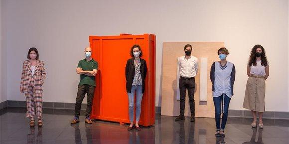 1. El Museo Universidad de Navarra inaugura una muestra colectiva que invita a explorar el rol del artista y sus procesos