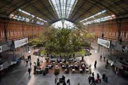 Estación de tren de Madrid Atocha
