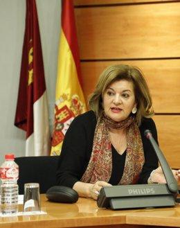 La directora general del ente público Radio Televisión Castilla-La Mancha Carmen Amores