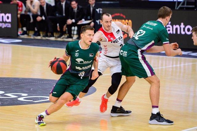 Unicaja cierra la temporada con un triunfo ante Bilbao Basket