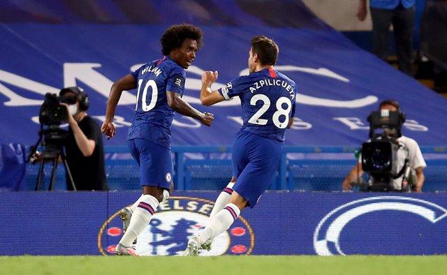 Fútbol/Premier.- (Crónica) El Liverpool conquista la Premier con la derrota del