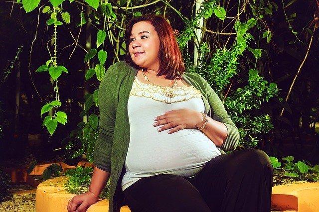 Embarazada con obesidad