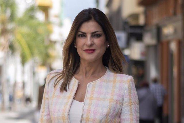 Primera teniente de alcaldesa del Ayuntamiento de Santa Cruz de Tenerife y responsable de la Sociedad de Desarrollo, Matilde Zambudio