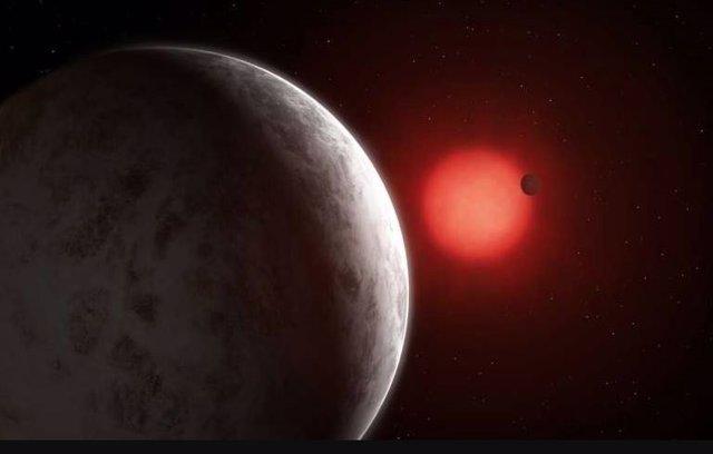 Dos nuevas supertierras en una estrella enana roja a 10,7 años luz