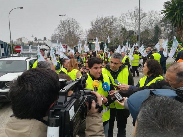 El diputado de Ciudadanos  Enrique Moreno.