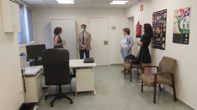 Visita de la Junta a instalaciones judiciales de Santa Fe