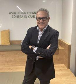 Ramón Reyes, presidente del Consejo Nacional de AECC