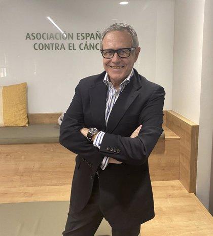 La Asociación Española contra el Cáncer presenta su nuevo Consejo Nacional, presidido por Ramón Reyes