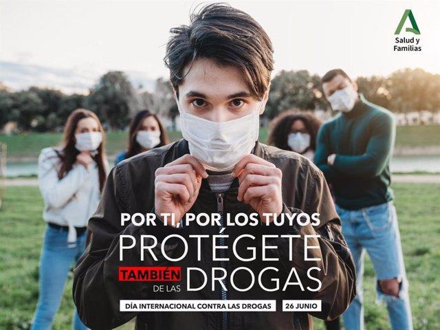 Más de 38.000 personas reciben tratamiento especializado en la Red Pública de Atención a las Adicciones de Andalucía