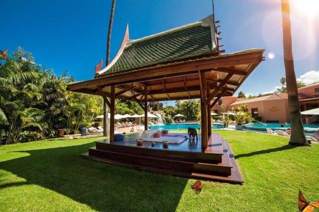 Premio Condé Nast Hotel Botánico & The Oriental Spa Garden