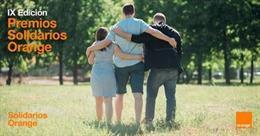Orange lanza la 9ª edición de los 'Premios Solidarios Orange: ¿A quién quieres ayudar?'