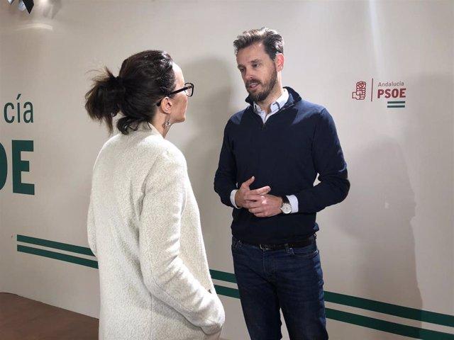 El parlamentario andaluz socialista Juan José Martín Arcos, en imagen de archivo