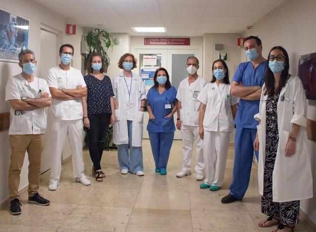 [L Mmcc.Huvmr.Sspa] El Hospital Virgen Del Rocío Crea Una Unidad Para El Seguimiento De Los Pacientes Contagiados Por Covid19