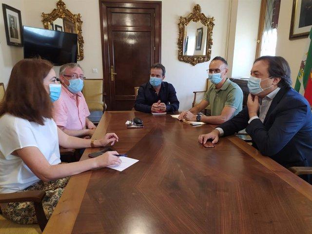 Jaén.- El Ayuntamiento avanza en los trámites para culminar el hermanamiento con