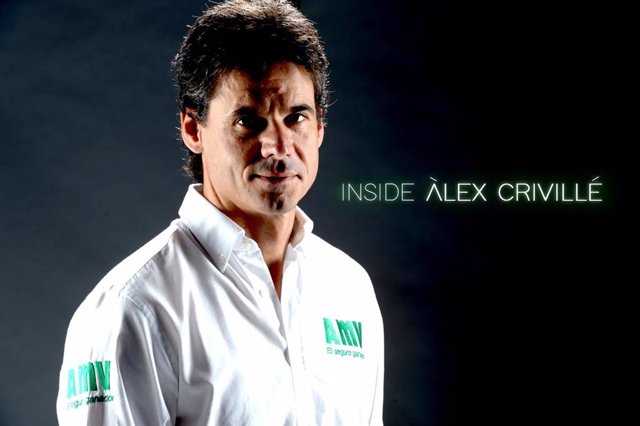 """El expiloto Álex Crivillé desvela su experiencia con los pilotos que le marcaron en su carrera en 'Inside Álex Crivillé"""""""