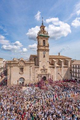 Fiestas Mare de Déu Algemesí (Valencia)
