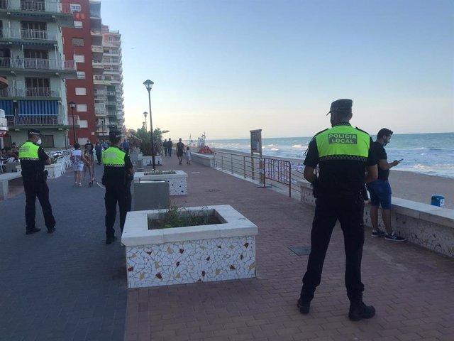 POLICÍA LOCAL DE SUECA